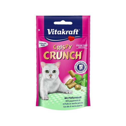 Vitakraft Crispy Crunch Pfefferminzöl