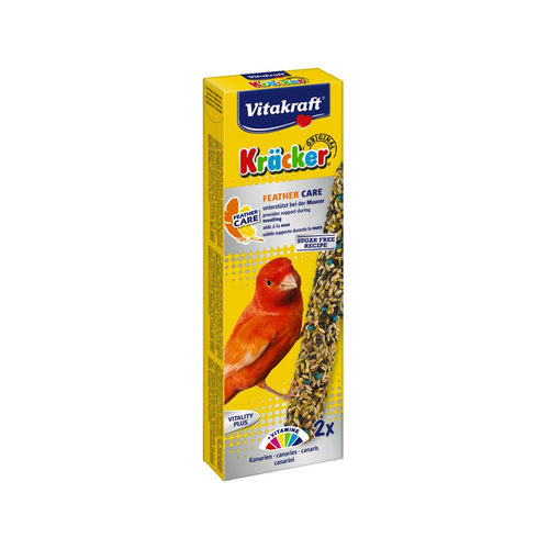 Vitakraft Kanarienvogel Kräcker Feather Care