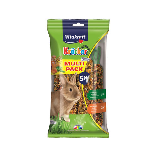 Vitakraft Kräcker Multi Pack - Kaninchen