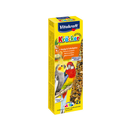 Vitakraft Kräcker - Honig & Eukalyptus