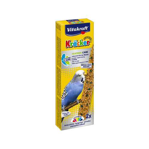 Vitakraft Kräcker Feather Care - Sittich