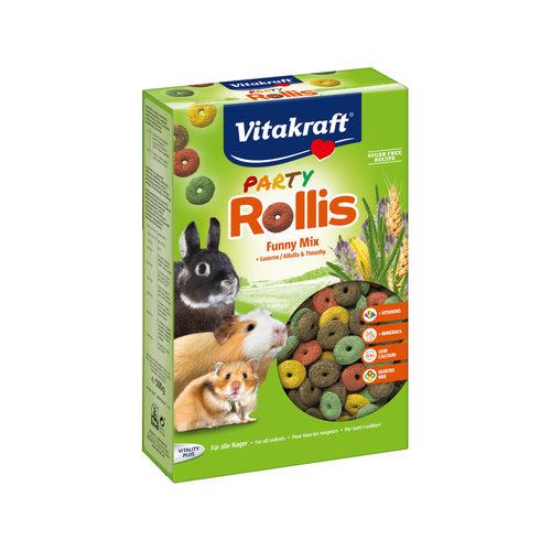 Vitakraft Party Rollis Kaninchen & Nagetier