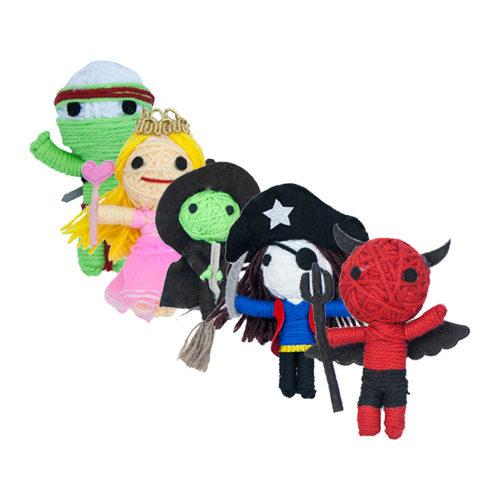 Voodoo Dolls Katzenspielzeug