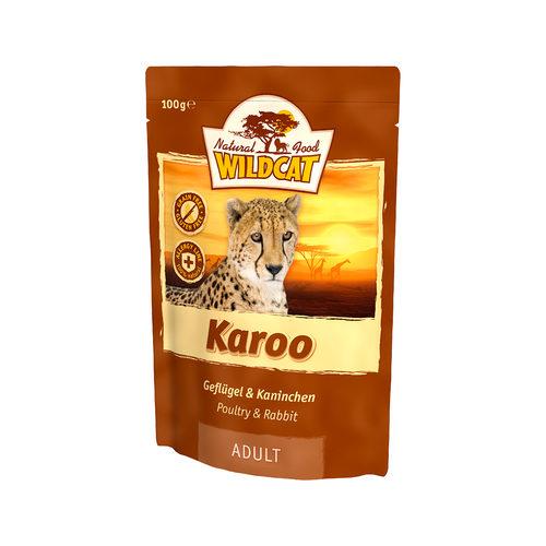 Wildcat Karoo Adult - Frischebeutel