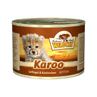 Wildcat Karoo Kitten Wet
