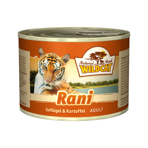 Wildcat Rani Adult Wet