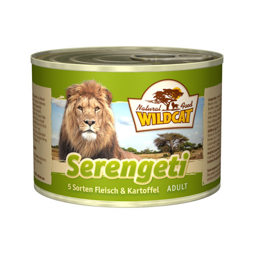 Wildcat Serengeti Adult Wet