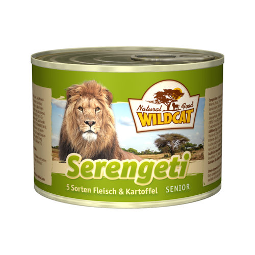 Wildcat Serengeti Senior Wet