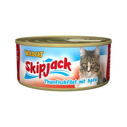 Wildcat Skipjack Wet - Thunfischfilet mit Apfel