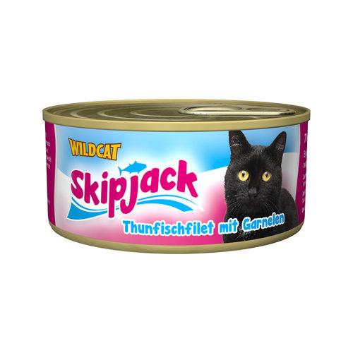 Wildcat Skipjack Wet - Thunfisch mit Garnelen