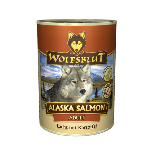 Wolfsblut Alaska Salmon Adult Wet