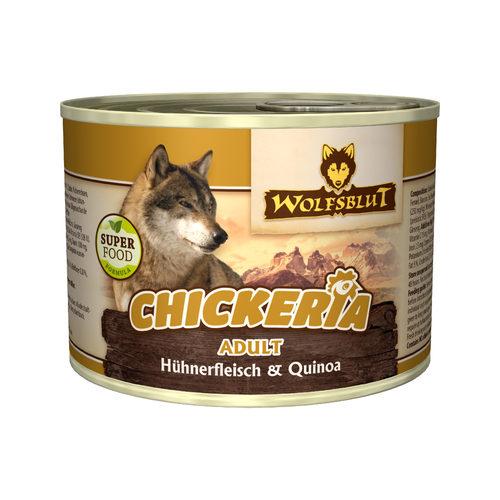 Wolfsblut Chickeria Adult Wet - Kipfilet & Quinoa
