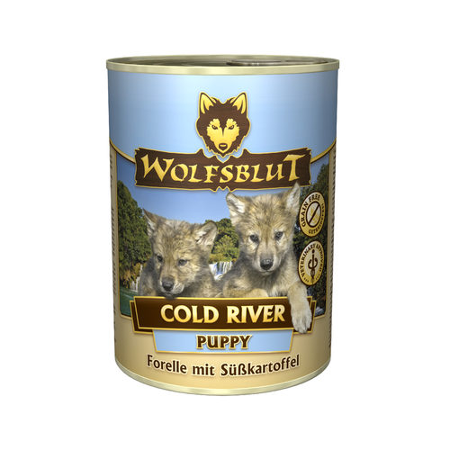 Wolfsblut Cold River Puppy Wet