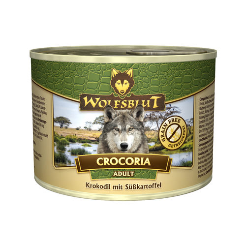Wolfsblut Crocoria Adult Wet