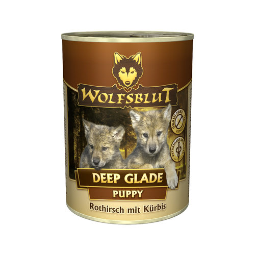 Wolfsblut Deep Glade Puppy Wet