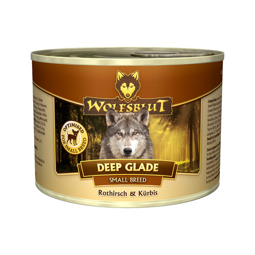 Wolfsblut Deep Glade Small Breed Adult Wet