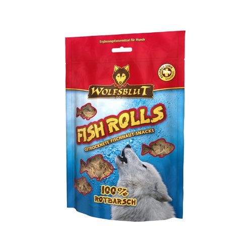 Wolfsblut Fish Rolls - Rotbarsch