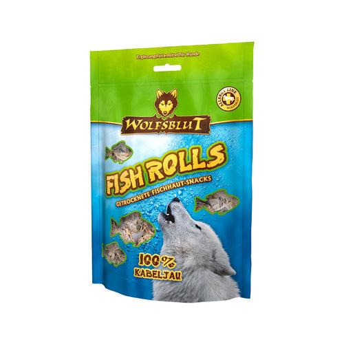Wolfsblut Fish Rolls Kabeljau