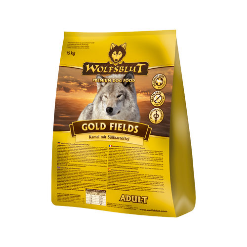 Wolfsblut Gold Fields Adult