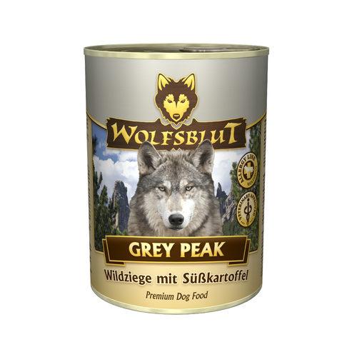 Wolfsblut Grey Peak Adult Wet