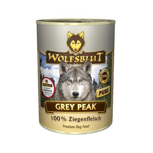 Wolfsblut Grey Peak Pure Adult Wet