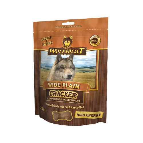 Wolfsblut Wide Plain High Energy Cracker