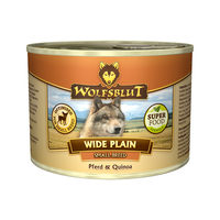 Wolfsblut Wide Plain Quinoa Small Breed Wet