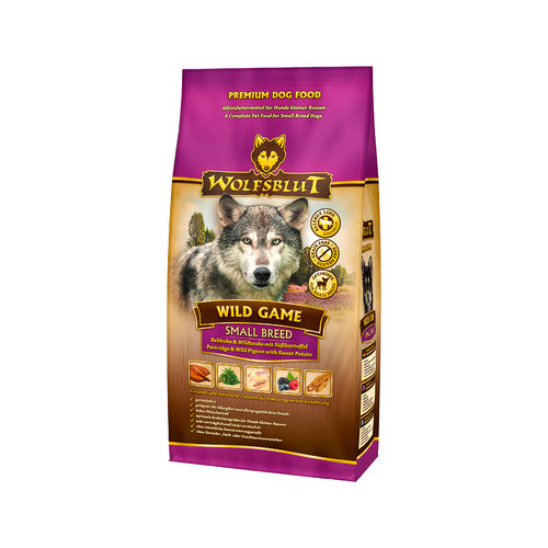 Wolfsblut Wild Game Small Breed