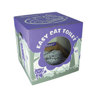 Wooper Easy Cat Disposable Litter Box