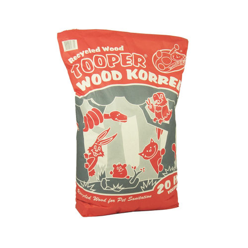 Wooper Tooper Wood Korrel