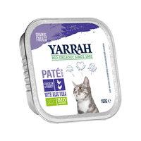 Yarrah - Bio Paté Multipack Huhn & Pute