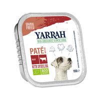 Yarrah - Bio Paté Multipack Rind - Hundefutter