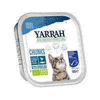 Yarrah - Chunks Kat Kuipje met Kip & Vis Bio