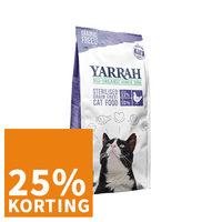 Yarrah - Droogvoer Gesteriliseerde Kat Graanvrij Bio