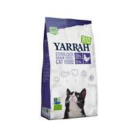 Yarrah Bio-Katzenfutter Grain-Free für sterilisierte Katzen