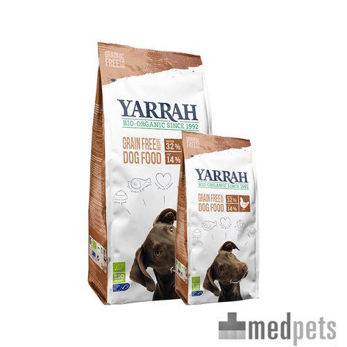 Product afbeelding van Yarrah - Droogvoer Hond Graanvrij Bio