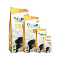 Yarrah - Trockenfutter für erwachsene Hunde mit Huhn Bio