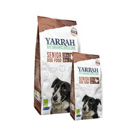 Yarrah - Trockenfutter Senior mit Huhn, Fisch und Kräutern Bio