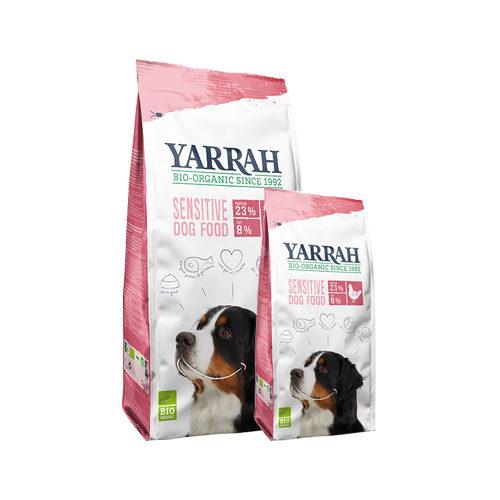 Yarrah - Droogvoer Hond Sensitive Bio
