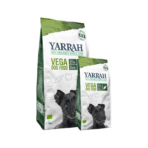Yarrah - Dry Dog Food Vega Bio