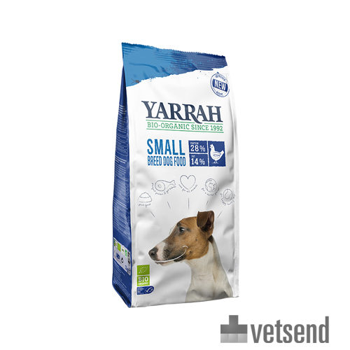 Yarrah Dry Dog Food For Small Breeds Order