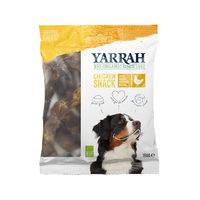Yarrah - Getrocknete Hühnerhälse Bio