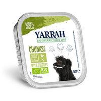 Yarrah - Bouchées Bio au Poulet & Légumes pour Chien