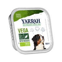 Yarrah - Natvoer Hond Kuipje Chunks Vega