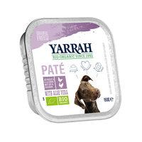 Yarrah - Hundefutter Paté Truthahn mit Aloe Vera Bio