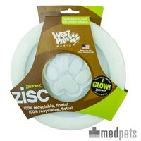 Zogoflex Zisc Glow in the Dark - Frisbee Phosphorescent pour Chien