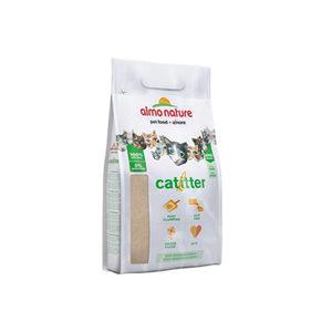 4+1 gratis Almo Nature Kattenbakvulling - 2,27 kg
