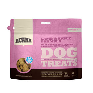 Acana Singles Freeze Dried Treats Dog Grass-Fed Lamb 35 g