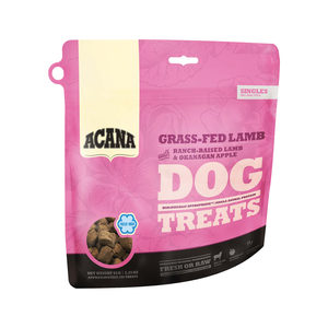 Acana Singles Freeze Dried Treats Dog - Grass-Fed Lamb - 92 g
