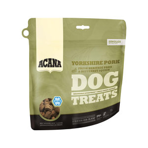 Acana Singles Freeze Dried Treats Dog - Yorkshire Pork - 92 g